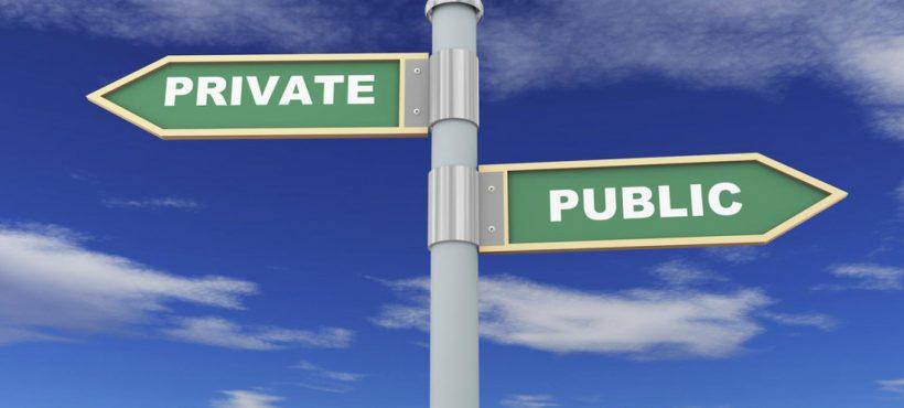 Η συνεργασία ιδιωτικού και δημόσιου τομέα, μπορεί να μας πάει ακόμα και στο διάστημα