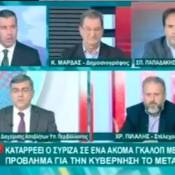 Οι δημοσκοπήσεις δείχνουν ότι η κυβέρνηση κινείται σε κατεύθυνση αποδεκτή από την ελληνική κοινωνία